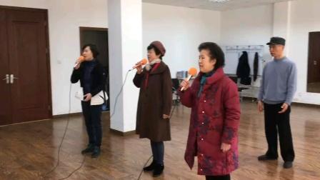 《长江之歌》退休生活歌舞升平自娱自乐自学唱歌