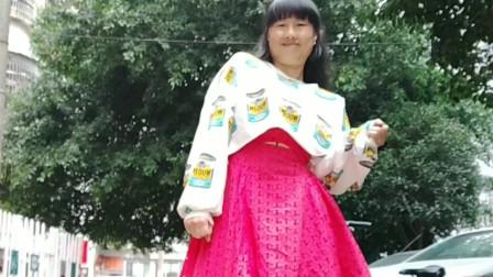 永东广场舞 摆腿摇