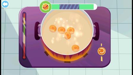 海岛美食小游戏,开始美味的浓汤!