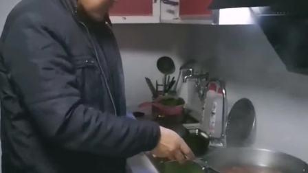 我这在家做饭还要被欺负