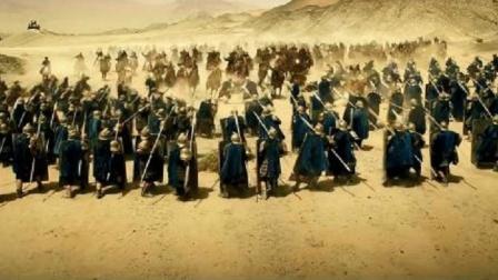 骑兵冲阵!当年罗马帝国也是这么被匈奴吊着锤的!