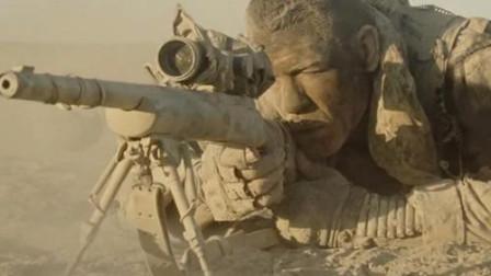 这狙击手太牛了,精彩战争大片,狙击高手对决