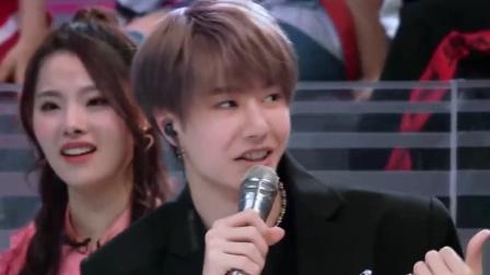 李紫婷唱歌让王一博起鸡皮疙瘩,太赞了!
