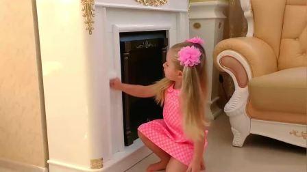 萌宝小可爱:小萝莉有什么礼物呀