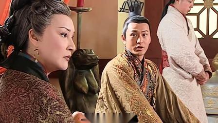大汉:张汤巧妙曲解大汉律条,窦太后听后哑口无言,皇上乐了!
