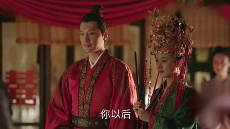 赵丽颖和冯绍峰举办婚礼,俊男靓女配一脸《知否36》