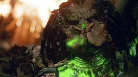 电影:10分钟看完科幻动作片《铁血战士1》,这BOSS的死法太惨了吧!