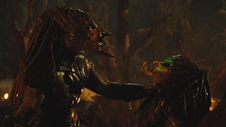 电影:11分钟看完科幻片《新铁血战士》,这批铁血战士的战斗力太渣了!