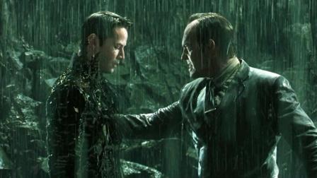电影:11分钟看完科幻片《黑客帝国3》,这战斗场面看起来是真过瘾!