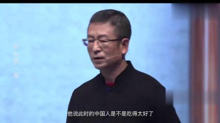 白岩松:中国成为糖尿病第一大国,就是因为吃饱了撑的!