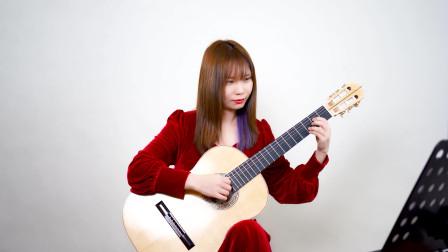 同名电影《叶塞尼亚》主题曲吉他独奏版,同样的优美动人,让你再次相信爱情