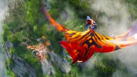 11年前的3D电影阿凡达,特效真是让人惊叹