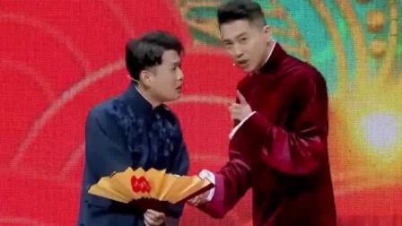 卢鑫、玉浩春晚相声《演员的自我修养》