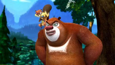 熊出没:动物们好善良,开游园会,还带着光头强!
