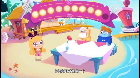 海岛美食小游戏,客人很喜欢沙拉!