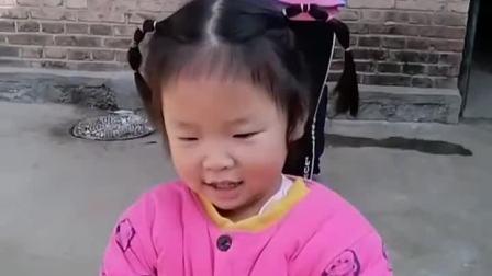 童年趣事:妹妹怎么用脸盆接可乐