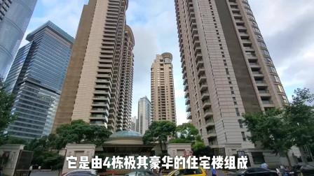 实拍上海最贵的小区,有钱人的世界,一般人只能看看。