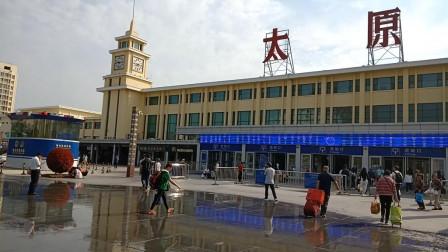 告别太原 结束新疆甘肃山西旅游