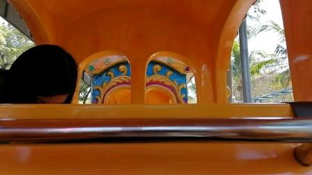 动画片小猪佩奇之猪爷爷的小火车