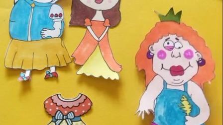 幼儿园亲子白雪公主奥特曼小猪佩奇