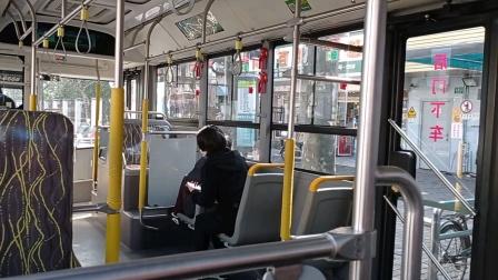 上海公交车118路安图路松花江路-松花江路营口路