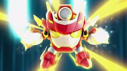开心超人:怪兽机器人vs机械超人们!