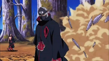 火影忍者:角都真的强,不愧为和初代火影战斗过的男人!