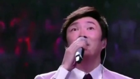 费玉清经典老歌《一剪梅》唱歌和跳舞的是同一人,这反差也太大了