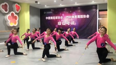 小樱桃舞蹈6级考试