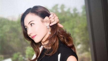 张柏芝太美了,看不出已是三个孩子的母亲。