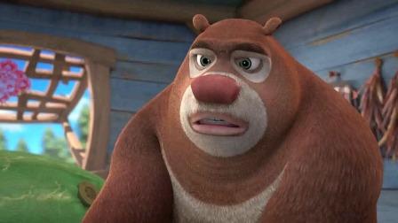 熊出没:强哥真排场啊,所有动物争相讨好,礼物收到手软