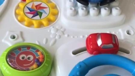 双面趣味学习桌#益智玩具