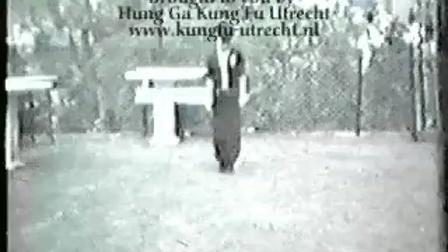 林家洪拳老资料片