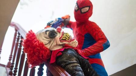 蜘蛛侠:蜘蛛侠VS小丑