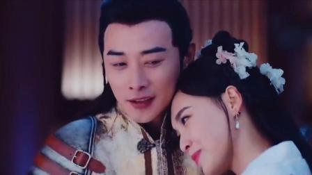 罗晋和唐嫣这个角度,像极了爱情《锦绣未央13》