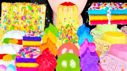彩色的小零食,温暖治愈内心,哪种更有趣?