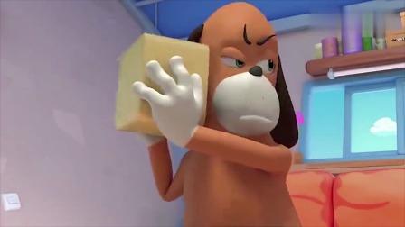 宝宝巴士:道哥收到的包裹和电视里的炸弹盒子一模一样
