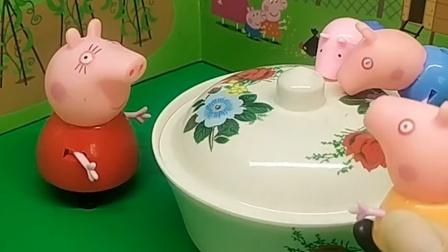 猪妈妈过生日了,小朋友快来看看,生日礼物会是什么呢?