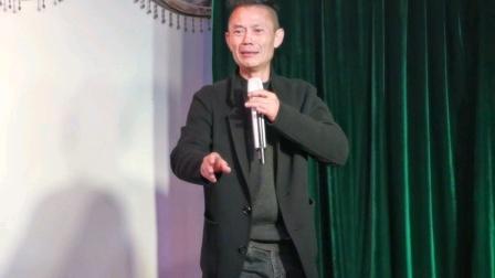 春熙坊联华剧社,2021.02.07韓方云清唱《杀奢》陈宫台唱段。