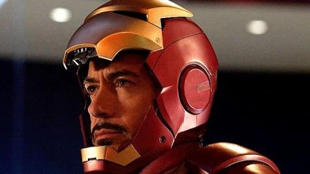 钢铁侠:钢铁侠大变身,硬核科幻看得热血沸腾