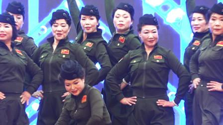 恰恰舞串烧,小华行走艺术团2021迎新春庆党建文艺联欢