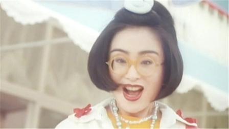 张敏在家精心打扮,化完妆之后丑的人神共愤!