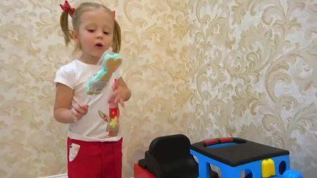 萌宝小可爱:大熊要给小萌娃要好吃的