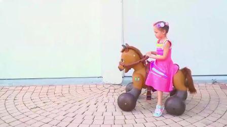 萌宝小可爱:萌娃遇到危险,看看要怎么办