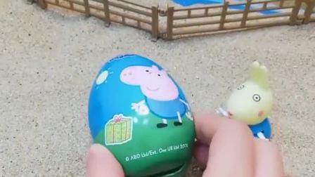 少儿益智亲子玩具:有一个神奇的蛋,打开后会出现想到的东西!