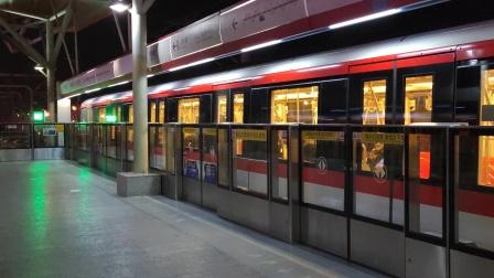 【南京地铁】小米11拍摄2号线老车出站电机声音