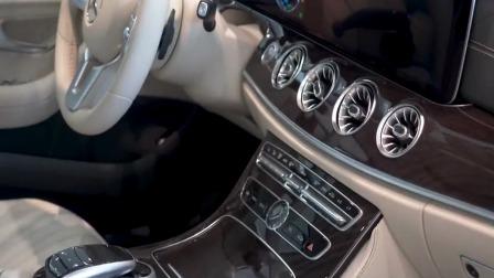 采用最新设计语言犀利动感且豪华,新款奔驰CLS帅气归来