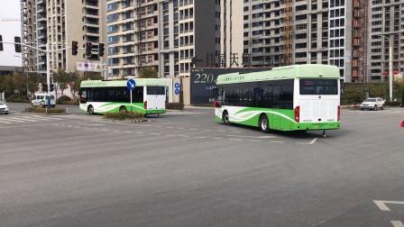 马鞍山公交氢能源车启用仪式(2)