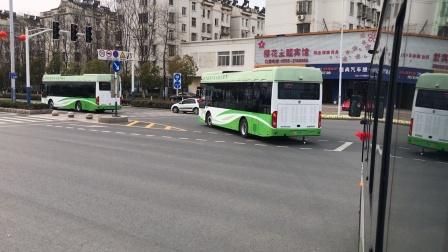 马鞍山公交氢能源车启用仪式(3)