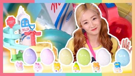 新春特辑!奶香四溢的室内蛋壳乐园